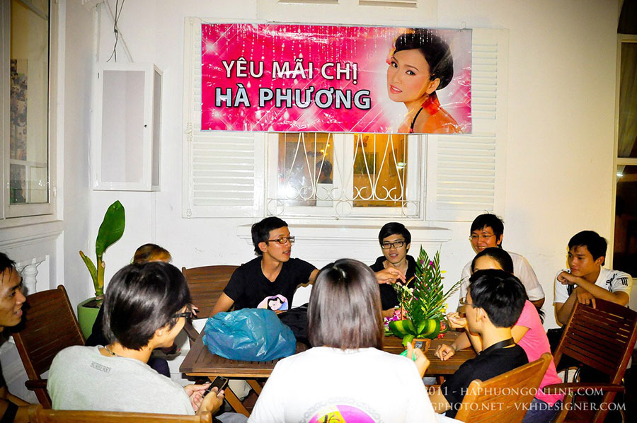 The Ha Phuong Foundation Gallery Three Ha Phuong