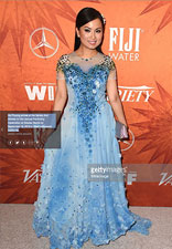 Ha Phuong at Emmy Awards