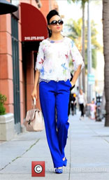 Ha Phuong in Beverly Hills