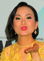 Photo of Ha Phuong at Women In Film Awards