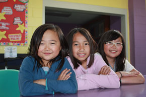 Ha Phuong At The Boys And Girls Clubs Of Garden Grove