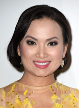 Photo of Ha Phuong at Women In Film Awards in Los Angeles.